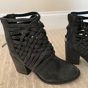 Free People boots!  Like new - wore once!